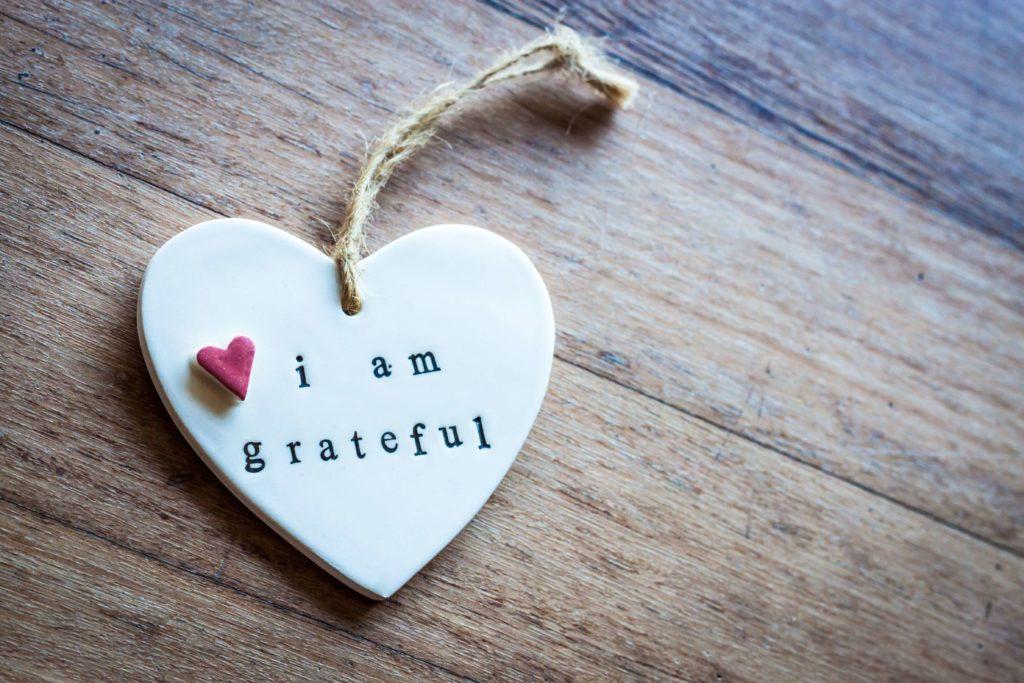 tänulikkus, eneseteostus, isiklik areng